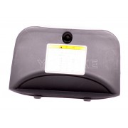 에이티에스(ATS50) 메이저(SJ50) 에이포(A-FOUR50) 플러그커버(흑색)
