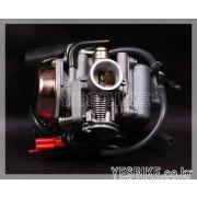 HY125(비버),쥬드125 델피노125(SU125) 카브레타