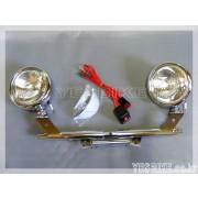 데이스타(VL125) 펜싱라이트ASSY(대)(백색)신형