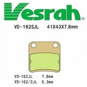 [Vesrah]베스라 VD162JL/SJL - HONDA DIO(89-07),DAELIM BONITA,DELFINO100,B-BONE 기타 그 외 기종 -오토바이 브레이크 패드