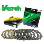 VESRAH 베스라 클러치디스크-CB400V-TEC,CBR400 NC23,CB-1(6장 1SET)