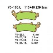 VESRAH 베스라 HONDA FORESIGHT,ST1100,ST1300,VTX1800 브레이크패드, VD-165JL