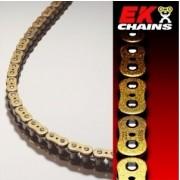[EK] 530 MVXZ 컬러체인 120 링크 (1000cc급,내구성지수:1500) - 오토바이 체인