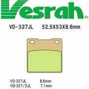 [Vesrah]베스라 VD327JL/SJL - SUZUKI BANDIT250,KATANA250,RGV250,BANDIT400,IMPULSE 기타 그 외 기종 -오토바이 브레이크 패드