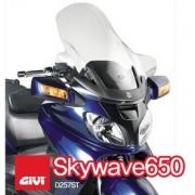 버그만(스카이웨이브) 650 (02-04) - D257ST (비전동식),지비,윈드스크린