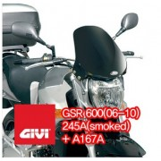 GSR 600(06-10)-245A(smoked)+A167A ,지비,윈드스크린