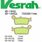 [Vesrah]베스라 VD144JL/SJL - HONDA CR80R,CRM250AR,XR250,SUZUKI DR-Z400,YAMAHA YZ125 기타 그 외 기종 -오토바이 브레이크 패드