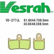 [Vesrah]베스라 VD277JL/SJL- YZF-R1,MT-01,V-MAX 1700 기타 그 외 기종 -오토바이 브레이크 패드