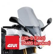 FZ8-S (2010) - D448S (smoked),지비,윈드스크린