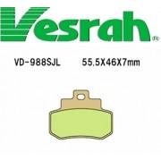 [Vesrah]베스라 VD988JL/SJL - KYMCO GRAND DINK 250(01-10) 기타 그 외 기종 - 오토바이 브레이크 패드