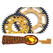 [Supersprox] 슈퍼스프록스 대기어 1306-45 - VTR-SP 00-06, CBR1000RR 04-11, CBR954RR, CBR929RR 기타 그 외 기종