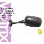[MOTRIX] HONDA CBR600F4/F4i,CBR900(98~99)/929/954.VTR SP1 백미러/거울(정품대용) 좌/우 별도판매,201-mbw
