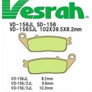 [Vesrah]베스라 VD156JL/SJL - HONDA CBR400RR,SIVERWING600,HORNET600,PC800,DAELIM FREEWING 기타 그 외 기종 -오토바이 브레이크 패드
