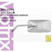 [MOTRIX] HONDA NV600(Steed) 및 아메리칸 공용 백미러/거울(정품대용),201-324