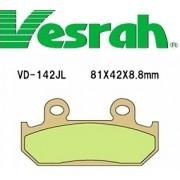 [Vesrah]베스라 VD143JL/SJL - HONDA RS125125R,VFR700F,CBR750,CBR1000F 기타 그 외 기종 -오토바이 브레이크 패드