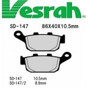 [Vesrah]베스라 SD147 - HONDA HORNET250,VTR250,CB400,CBR400RR,TRANSALP,AFRICATWIN 기타 그 외 기종 -오토바이 브레이크 패드