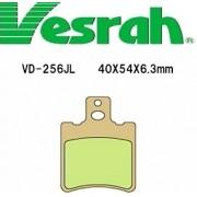 [Vesrah]베스라 VD256JL/SJL - YAMAHA JOG,APRILIA RS125,PGO BUBU50 기타 그 외 기종 -오토바이 브레이크 패드