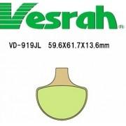 [Vesrah]베스라 VD919JL/SJL- KAWASAKI ZRX,ZRX-II, BMW R850R, R110GS,R1150R, K1200LT, R1200 기타 그 외 기종 -오토바이 브레이크 패드