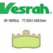[Vesrah]베스라 VD9000JL/SJL- BMW R850RT,HP2,R1100S,R1150GS,K1200GT,R1200GS,R1200RT,K1300GT 기타 그 외 기종 -오토바이 브레이크 패드