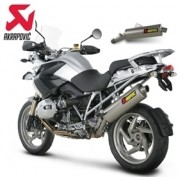 [Akrapovic] BMW R1200GS/Adventure 2010~ SLIP-ON TITAN