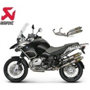 [Akrapovic] BMW R1200GS/Adventure 04~09 FULL SYSTEM TITAN(TWIN)
