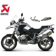 [Akrapovic] BMW R1200GS/Adventure 2010~ FULL SYSTEM TITAN