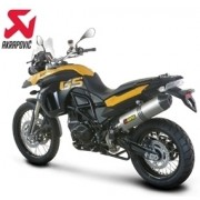 [Akrapovic] BMW F650GS(08~09)/F800GS(08~09) SLIP-ON TITAN