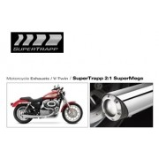 [Supertrap] Sportster XL (ALL), 04-11 2:1 SUPER MEGS