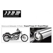 [Supertrap] Softail, Dyna 2:1 SUPER MEGS