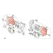 로드윈 VJ(F)250 캘리퍼Assy(앞)(RH)
