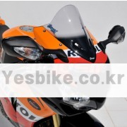 HONDA CBR1000RR, AREOMAX 스크린,LIGHT BLACK