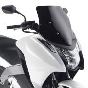 (GIVI) 인테그라 700/750 (숏 스포츠스크린, 블랙) - D1109B 블랙 스크린