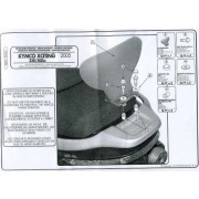 (GIVI) 익사이팅 250/300/500 (05-09) - TB80