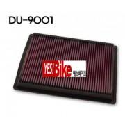 K&N DUCATI(두카티) 620/750/1000/S4 etc 에어크리너 DU-9001