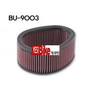 K&N BUELL(뷰엘) XB12R/S,XB9R/S 에어크리너 BU-9003