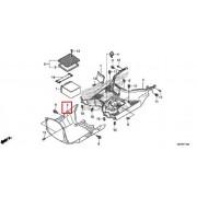 벤리110 언더커버(바닥) 50621-GGM-950