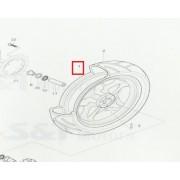 GD250N(엑시브250N) 휠(뒤 백색) 64150HC8100