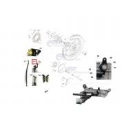 KB110(DD110)(케이비) 마스터실린더(뒤)(69609HE6800)