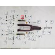 KC110(체트110) 쇼바(앞)