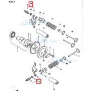 마이다스(FX110) 밸브록캄(IN/EX)
