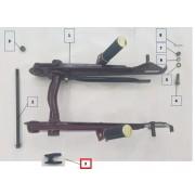 KC110(체트) 체인슬라이드(고무)