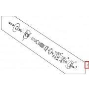 HY125(V) 드리븐풀리ASSY(뚜껑포함)