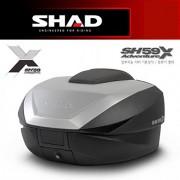 SHAD 샤드 탑케이스 SH59X 기본사양 D059100