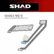SHAD 샤드 탑케이스 핏팅 킷 JOYMAX125/125i/250i/300i '13~'18 S0JM13ST