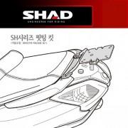 SHAD 샤드 탑케이스 핏팅 킷 MAXSYM400 '16~'17, MAXSYM600 '16~'17 S0MX46ST