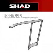 SHAD 샤드 탑케이스 핏팅 킷 DOWNTOWN125/300 '09~'14 K0SP19ST
