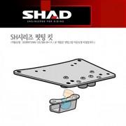 SHAD 샤드 탑케이스 핏팅 킷 DOWNTOWN125/300 '09~'14 K0SP19KT
