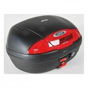 GIVI 탑박스 탑케이스 가방 모노락 E450-N901 블랙유광+스톱램프 45리터