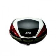 GIVI 탑박스 탑케이스 가방 모노키 V56-B912 화이트 맥시아4 56리터