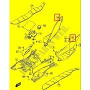 버그만125 BURGMAN125 플로워판넬(발판)